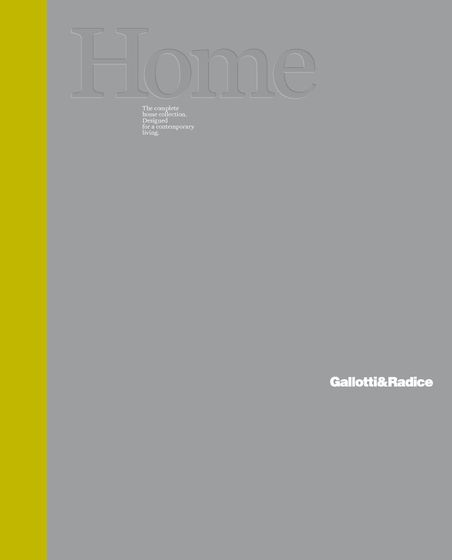 Home - The complete home collection 2013