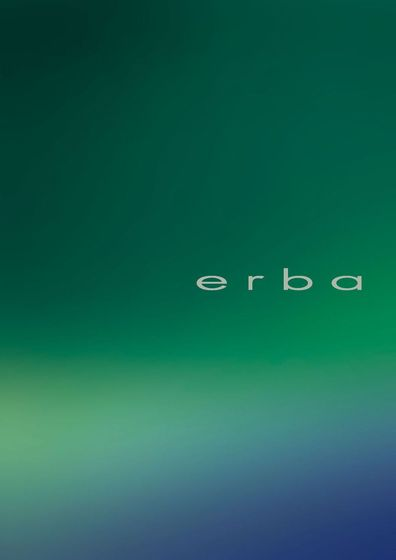 Erba Catalogue verde 2012