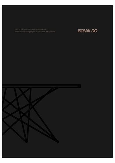 Catalogue Tables et Accessoires 2014