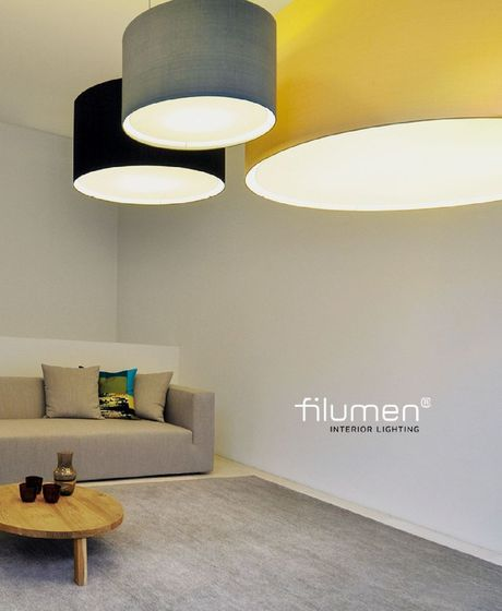 filumen - interior lighting Catalogue 2015