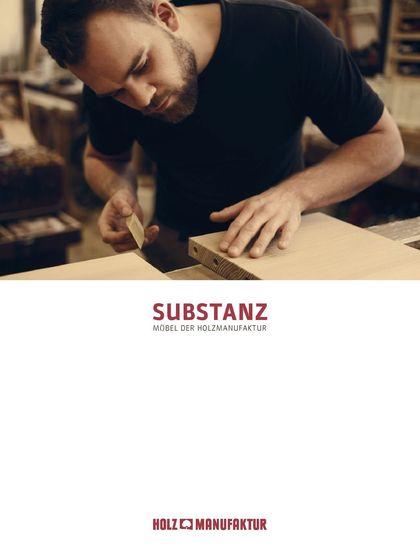 Substanz Möbel der Holzmanufaktur