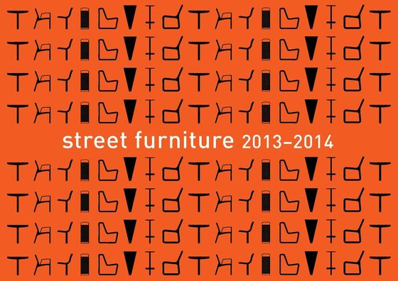 street furniture 2013 - 2014