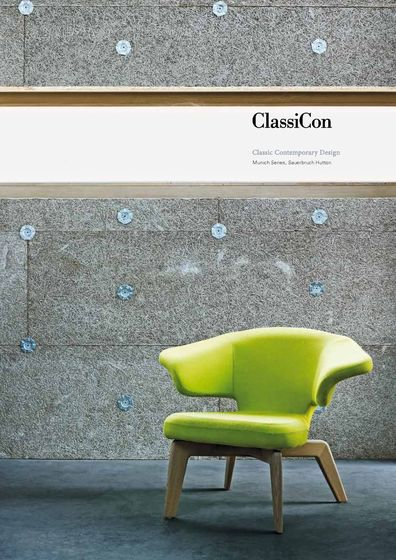 ClassiCon Munich Series | Sauerbruch Hutton