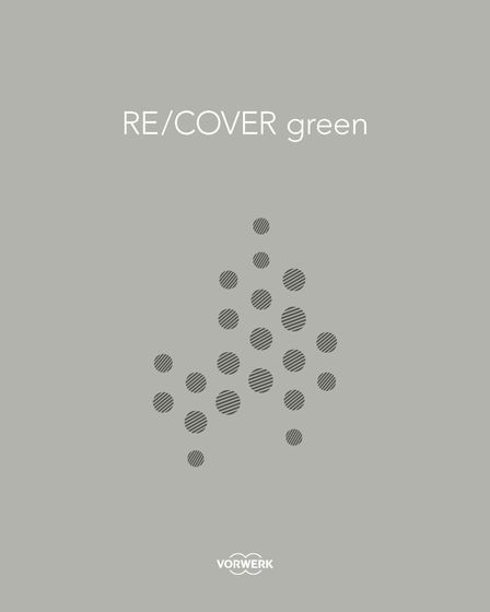Re/Cover green