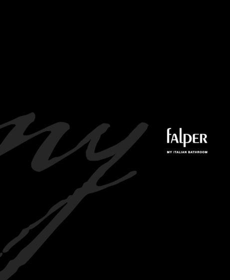 Falper |lavabi, vasche, docce, specchi, luci