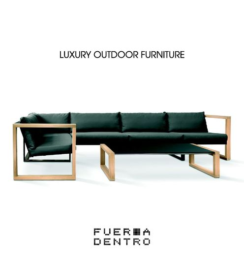 FueraDentro Luxury Outdoor Furniture