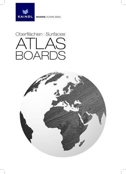 ATLAS BOARDS - Surfaces