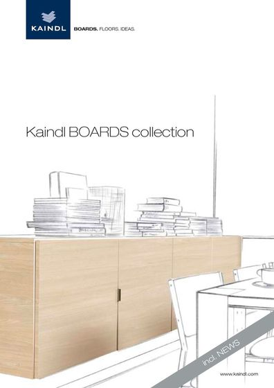 Kaindl - BOARDS collection