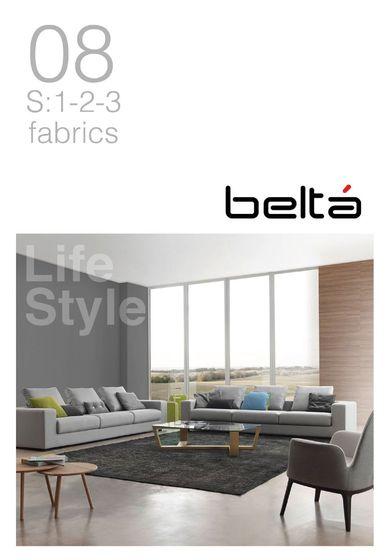 Beltá S:1-2-3 fabrics