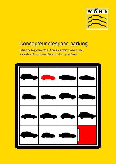 Wöhr - Concepteur d'espace parking