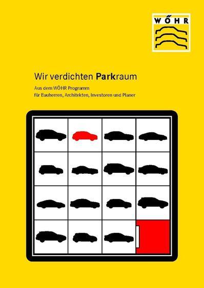 Wöhr - Wir verdichten Parkraum