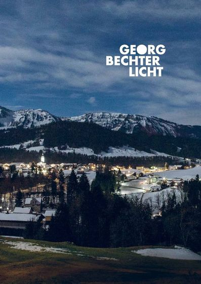 Georg Bechter Licht 2014