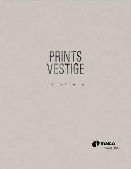 Prints Vestige Catalogue