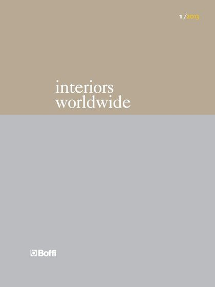 Interiors Worldwide 1/2013
