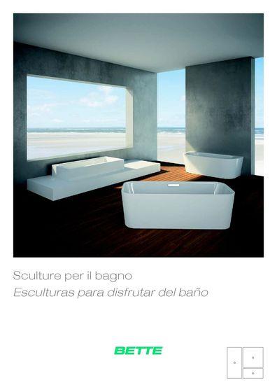 Esculturas para disfrutar del baño