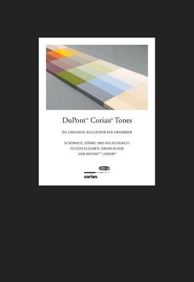 DuPont™ Corian® Tones