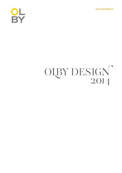 Olby Design 2014