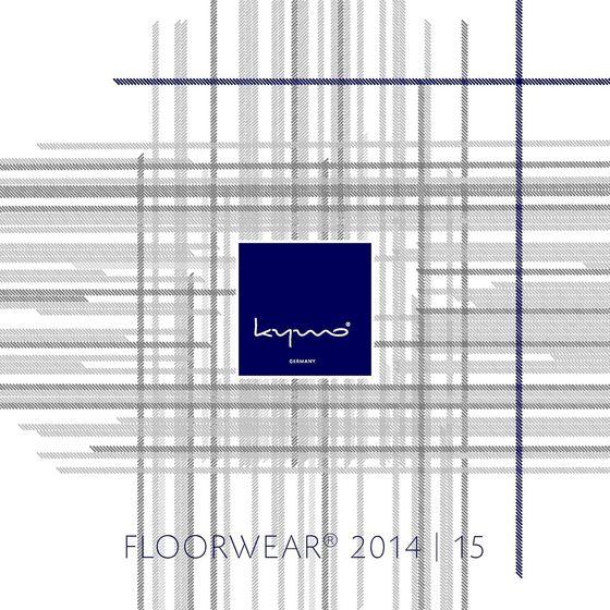 kymo FLOORWEAR 2014/15