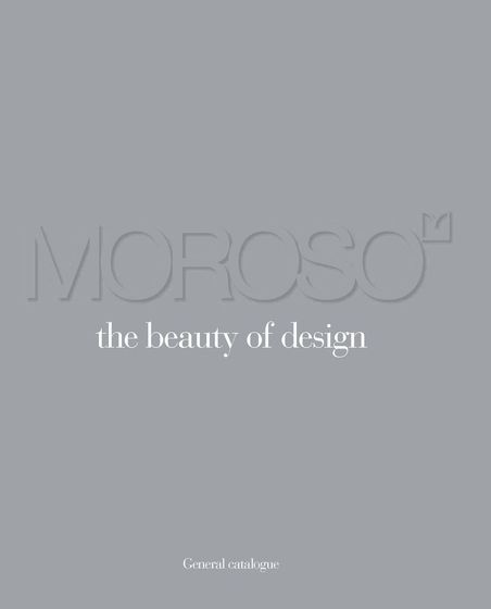 Moroso the beauty of design