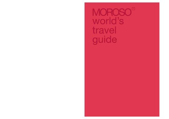 Moroso travel guide