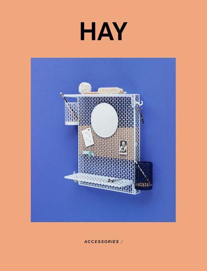 Hay Accessories Catalogue 2014