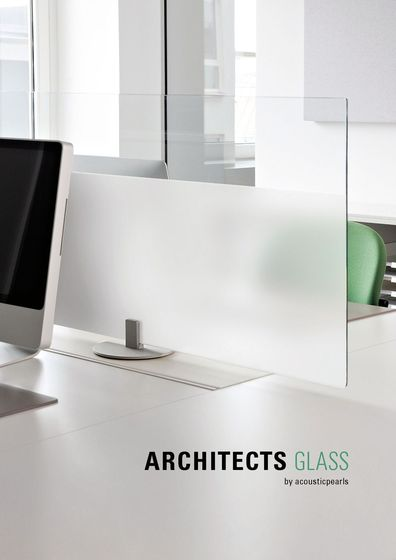 acousticpearls ARCHITECTS GLASS