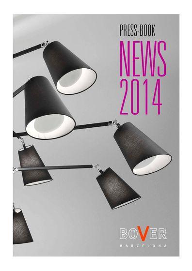 Bover Pressbook 2014