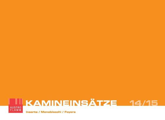 Austroflamm Kamineinsaetze 2014