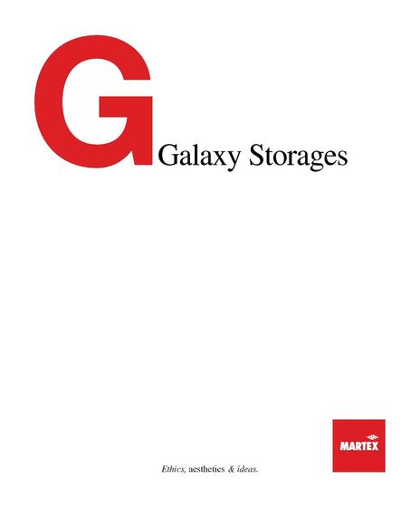 Martex Galaxy Storages