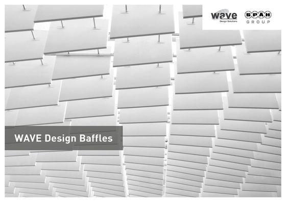 Wave Design Baffles
