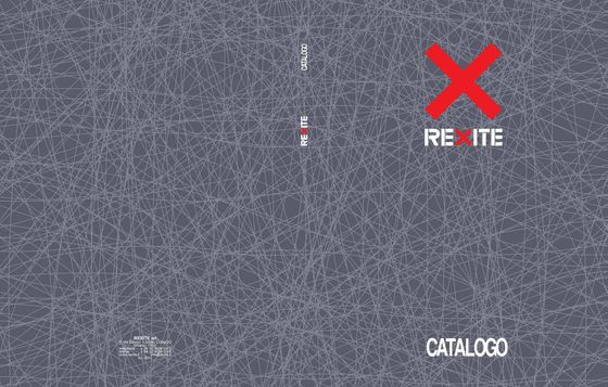 Rexite Catalogue