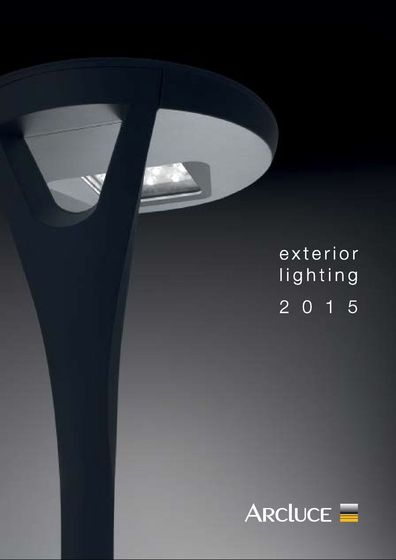 Arcluce - Exterior Lighting 2015