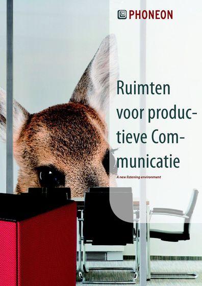Phoneon - Ruimten voor productieve Communicatie