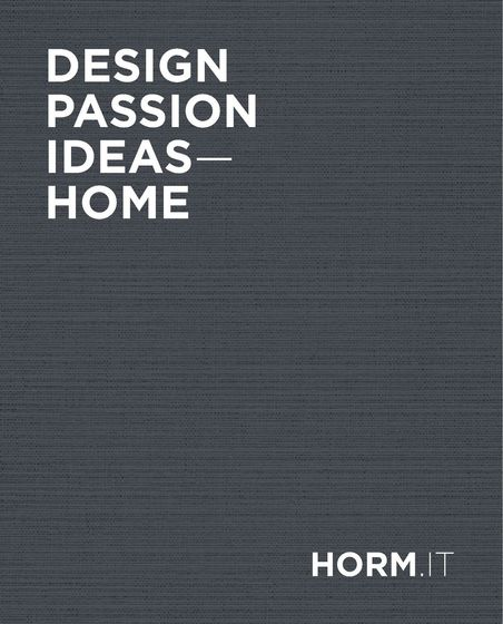 Horm | Design, Passion, Ideas - Home | General