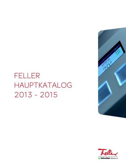 Feller Haupkatalog 2013-2015