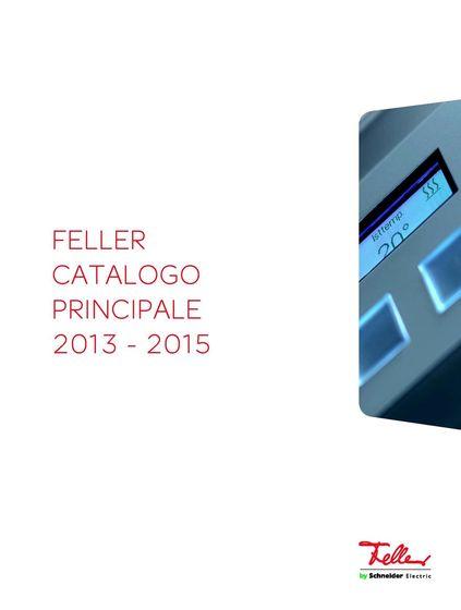 Feller Catalogo Principale 2013-2015