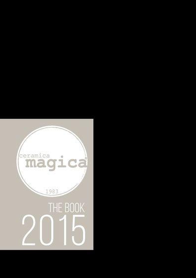 Ceramica Magica - The Book 2015