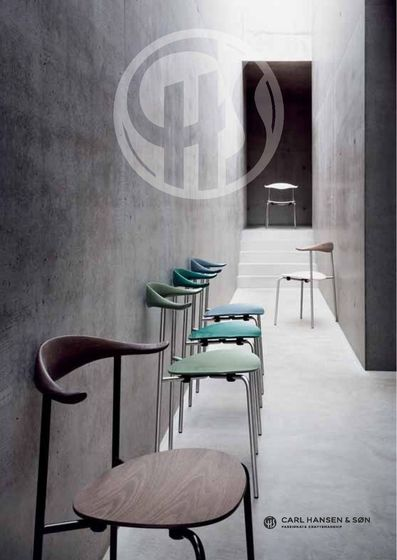 Carl Hansen & Søn Catalogue 2015