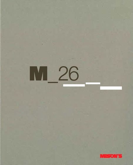 M26 Catalogue