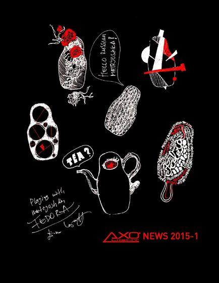 Axo Light - News 2015