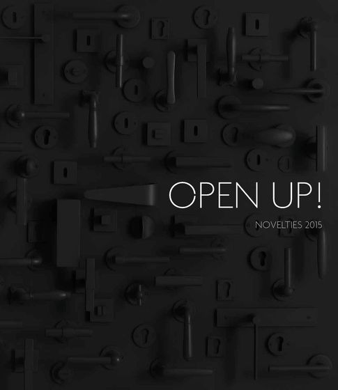 Formani Open Up | Novelties 2015