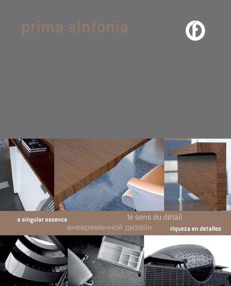 Catalogo Prima Sinfonia 2015
