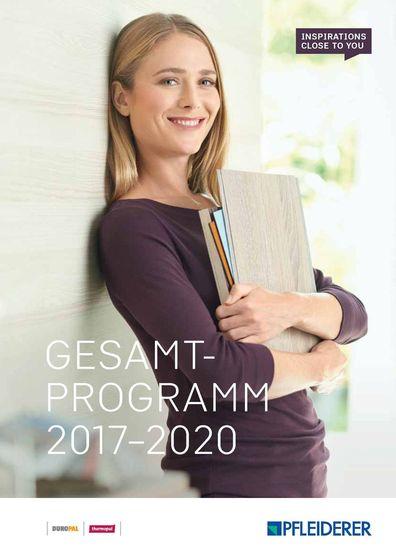 Gesamtprogramm 2017