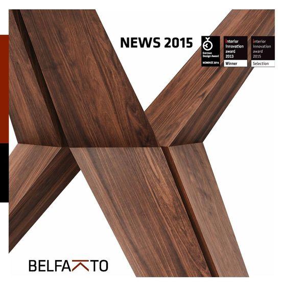 Belfakto Neuheiten 2015