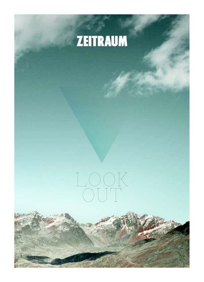 Zeitraum - Look Out 2014