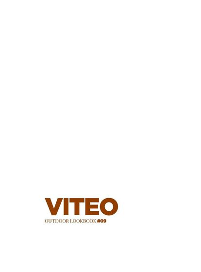 Viteo Outdoor Lookbook #9