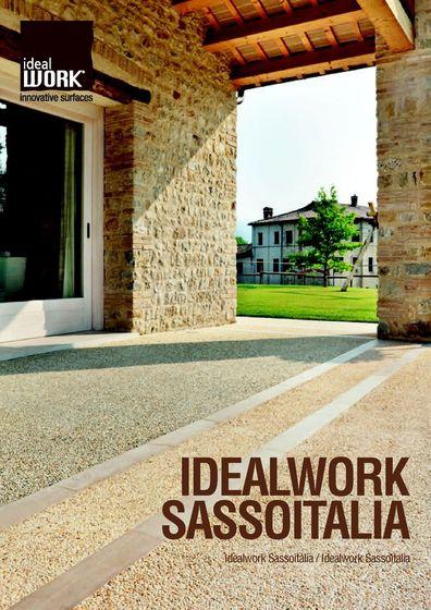 Idealwork Sassoitalia 2016