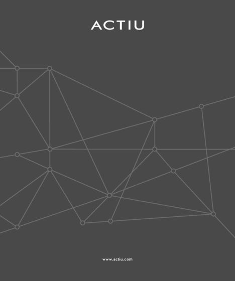 ACTIU | Catalogue