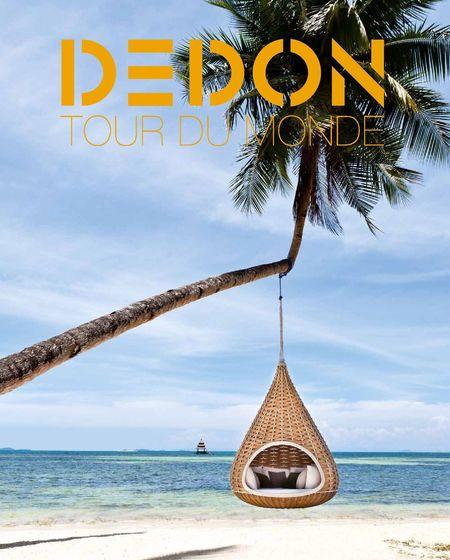 DEDON Tour du Monde | Collections 2015