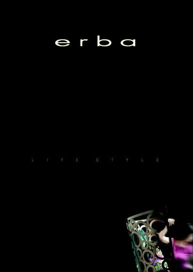 Erba Life style 2015